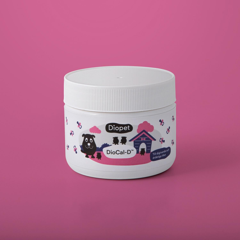 DioCal-D, kalktillskott för din hud och katt